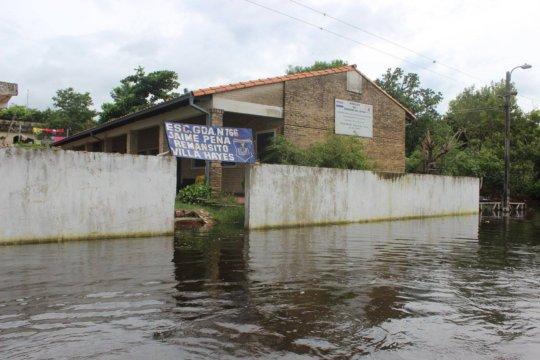 Remansito flood