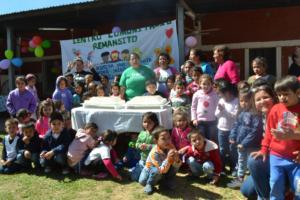 Sixth anniversary of Community Center Remansito