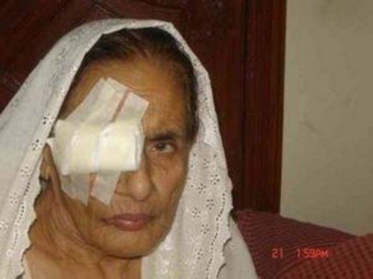 Provide Free Eye Care in a Pakistani Eye Hospital