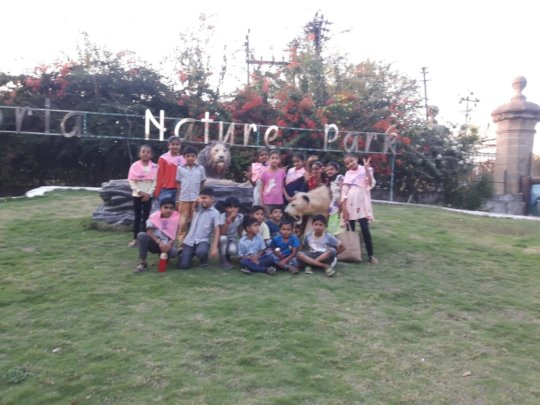 Exposure visit to nature park