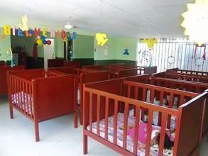 A cleaner and healthier nursery!