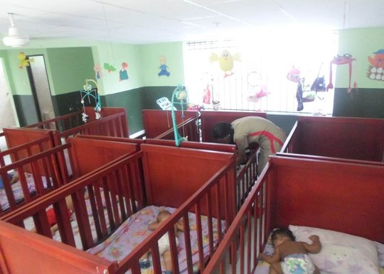 Our cribs are here thanks to you!