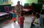 Provide Cribs for at-risk Babies in rural Colombia