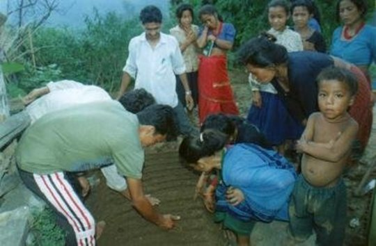 Community Training Run by ASHA