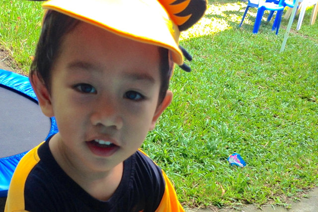 Psychological First Aid for Tacloban's Children