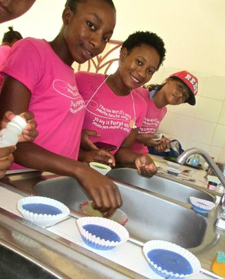 Vocational Training for Girls!