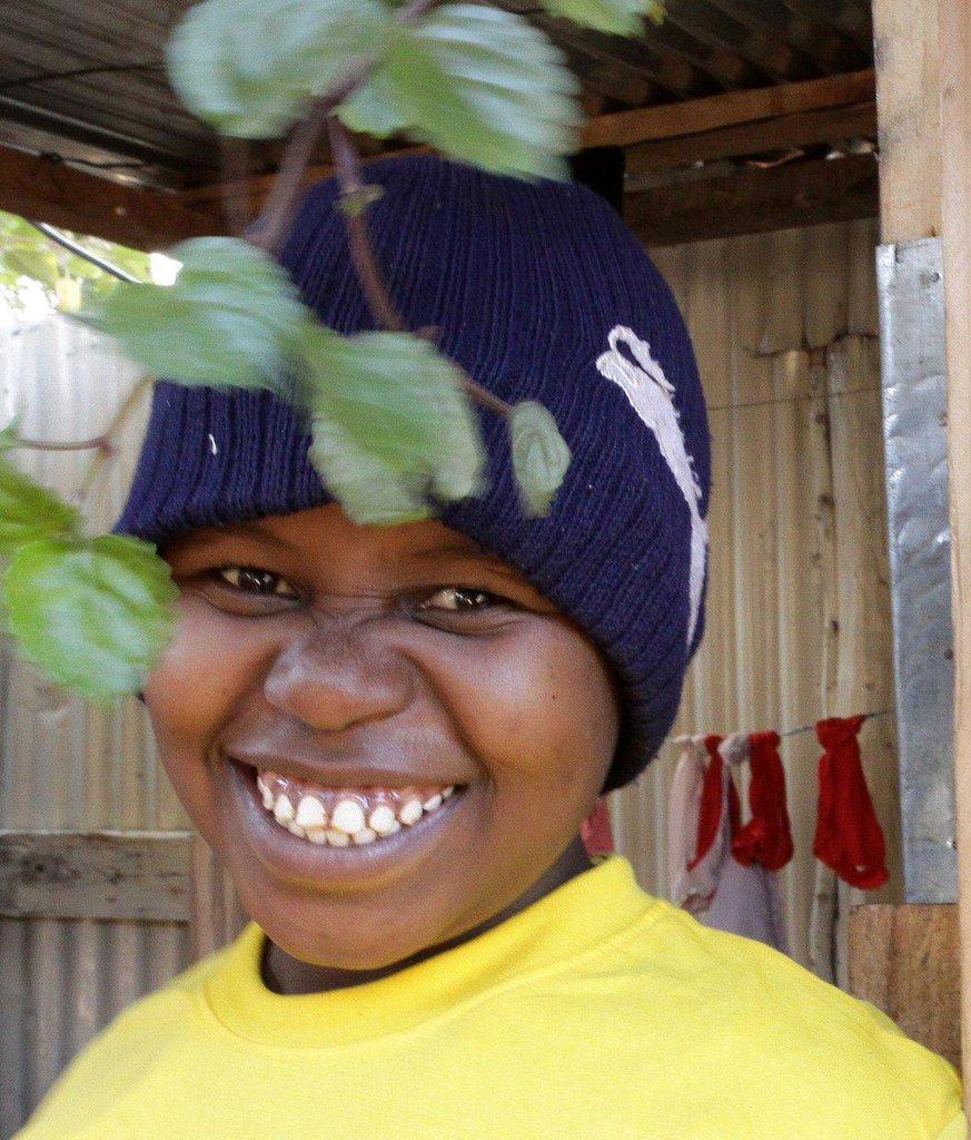 Send 5 Girls to High School - Kibera, Kenya