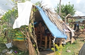 Typhoon Haiyan Filipino Home Building Project