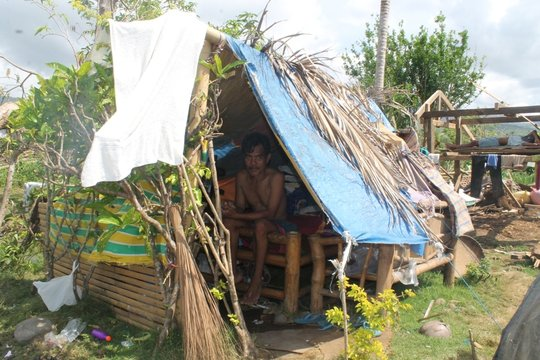 Typhoon Haiyan Filipino Home Building Project