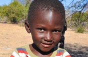 Food for 115 AIDS Orphans in Zimbabwe