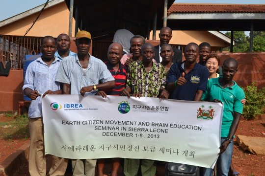 Earth Citizen Movement in Sierra Leone