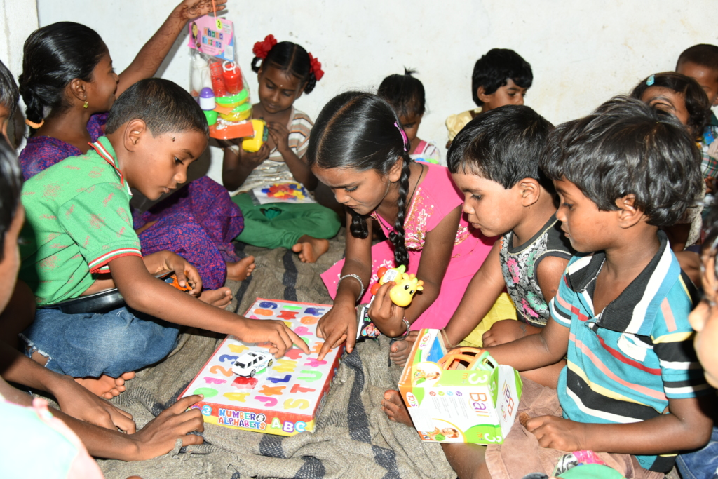 Reports On Sponsor A Child For Education In Day Care