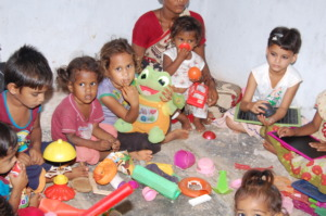 Childcare ngo seruds working for deprived children