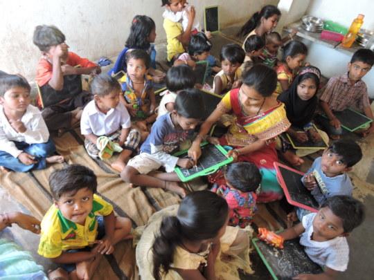 Sponsorship of Education for Poor Children in Dayc