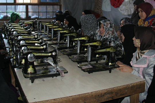 The New Sewing Machines!