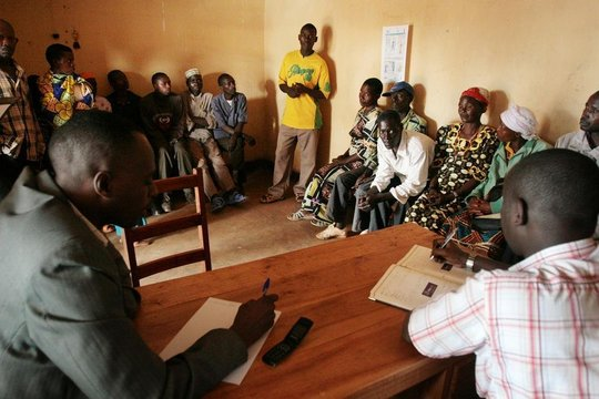 Bridge to torture-free life for Rwanda's children