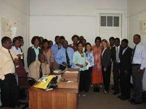 Legal Aid Directorate, Zimbabwe