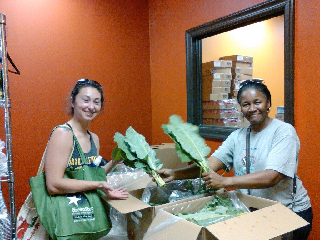 Farm Fresh Produce Distribution