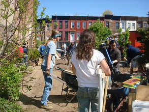 Workday at the Bed-Stuy Farm