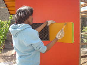 Painting the Coop