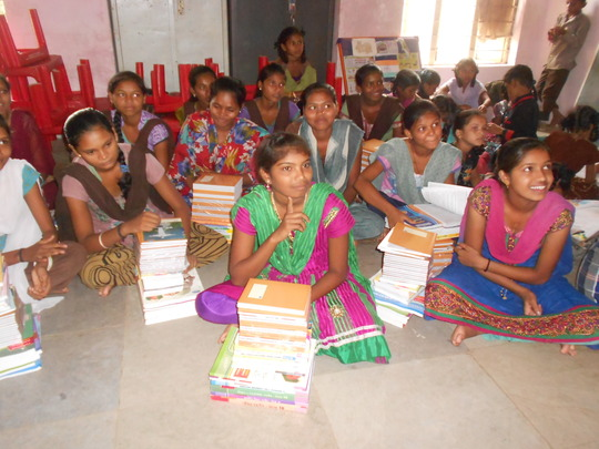 Girl received educational support