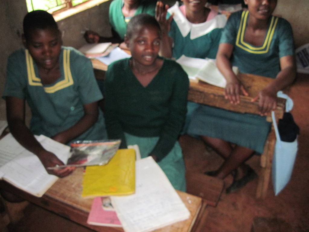 Bitundugusu primary students adviced on sanitary