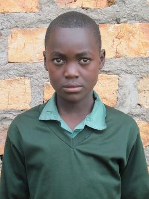 sanitary towel beneficiary - Bitundugusu primary