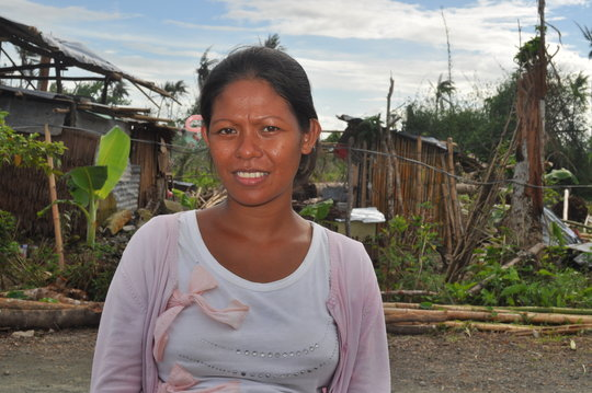 Relief for survivors like Mary Ann