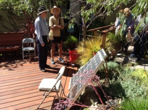 The solar pump demonstration