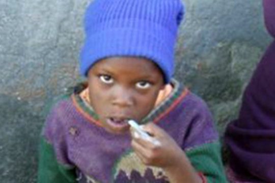 Purchase and Deliver Porridge to 115 Orphans