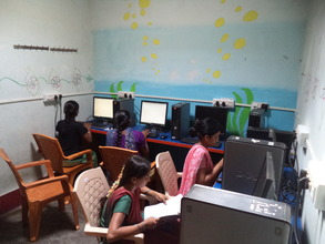 Computer Center Pictures