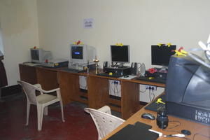 Lab at Dandeli Location