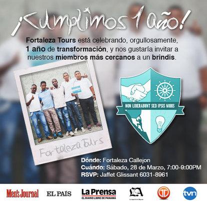 Fortaleza Tours Invitation