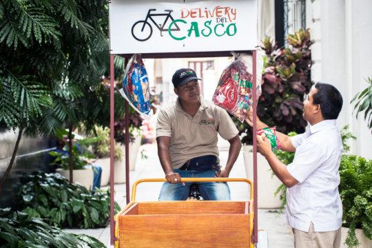 Samuel & Delivery Del Casco