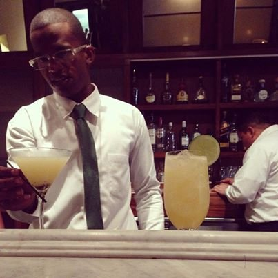 Josue: A star bartender in the making