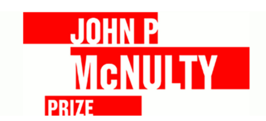 The John P. McNulty Prize Nomination