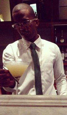 Josue, American Trade Star Bartender