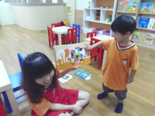 Support children at Jonah House to go to preschool