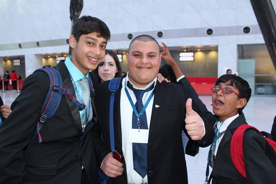 Online Model UN Connecting Global Youth
