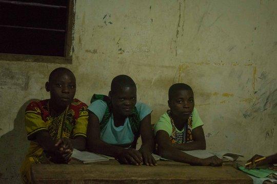 Fueling Education at Egu Primary School