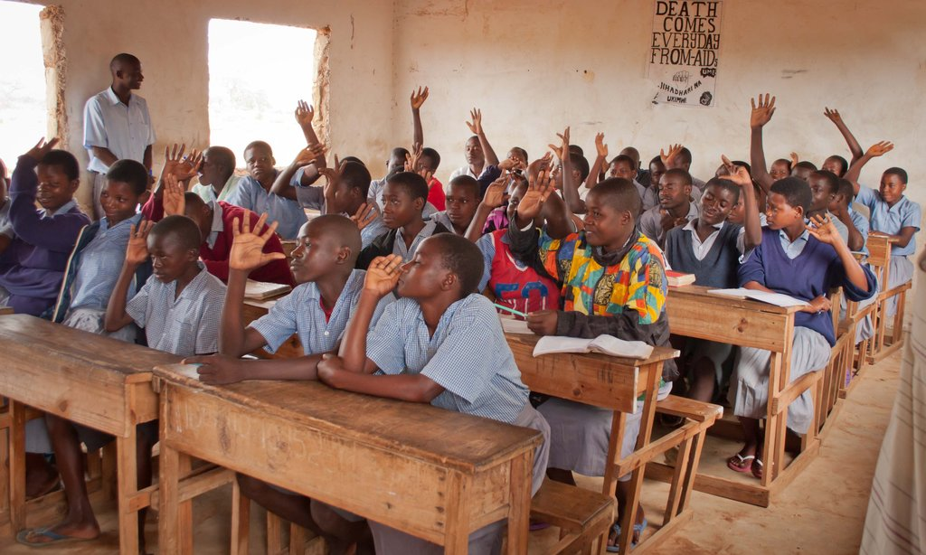 Fuel Education for Eager Kenyan Students