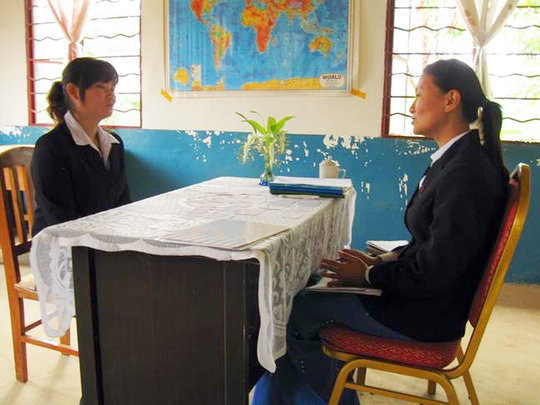 Give Burmese students the gift of higher education