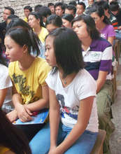 Prospect Burma students in India