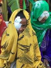 Young Bisidimo Girl Post Surgery
