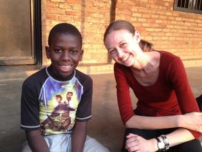 Mugisha & Rebecca