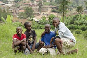 Five RDDC Sponsored Former Street Children
