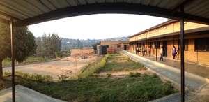Children's Centre in Rwanda