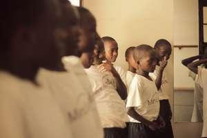Dance Class for Street Children in Rwanda