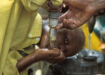 Millennium Water Program in Kenya