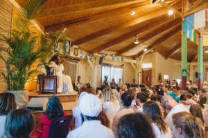 Sunday Satsang in Monte Sahaja